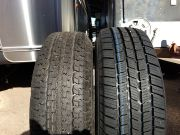 Gym Vs Michelin  Ltx (p) 235/75r15 Xl On Right