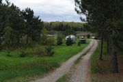 Kiosk Campground In Algonquin Provincial Park