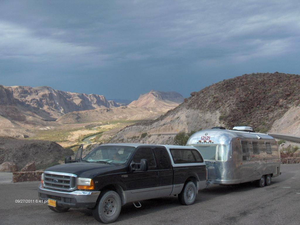 Big Bend Country Texas