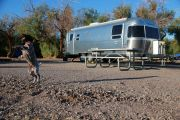Excited For His Airstream