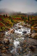 Rainier Cascade 3 Dsc04033 4 5 Painterly 5 Copy