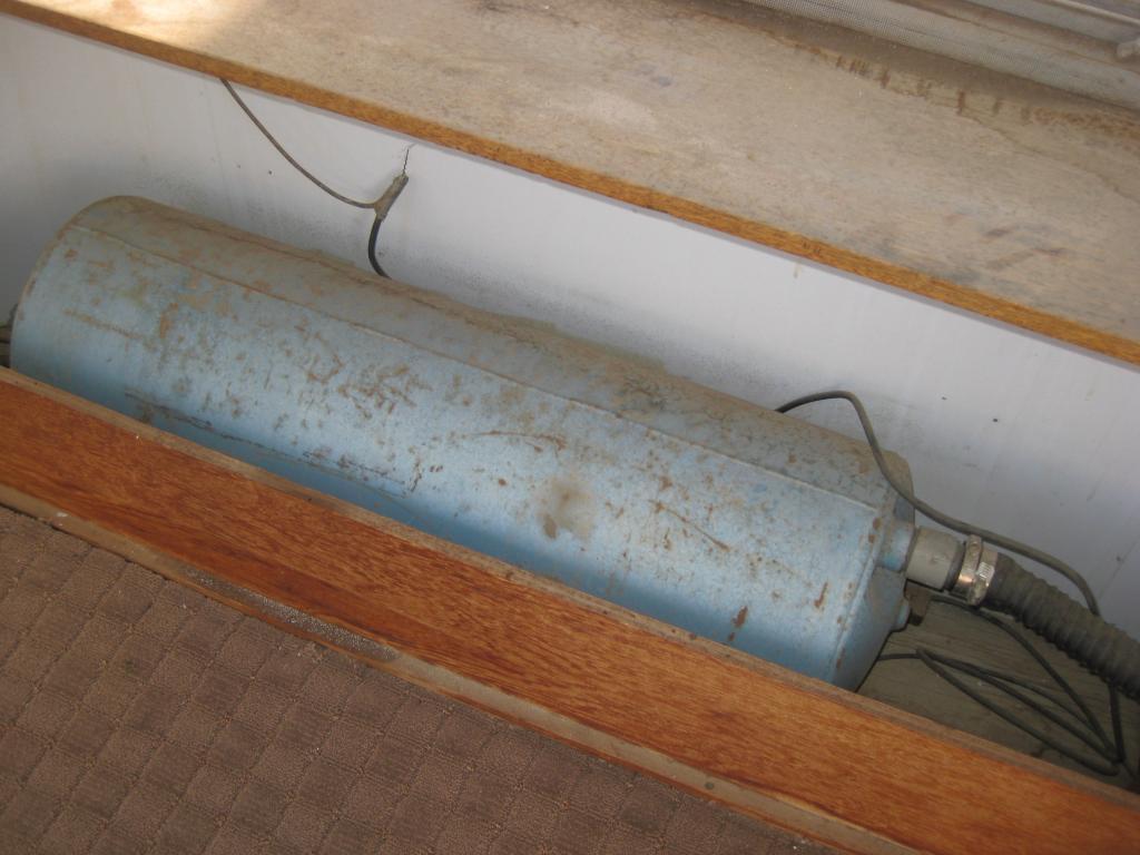 The Original Fresh Water Tank
