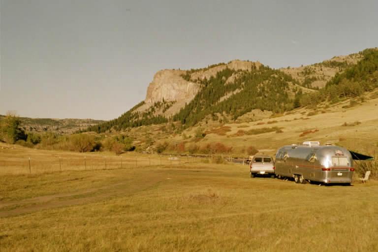 Upper Stillwater River Montana