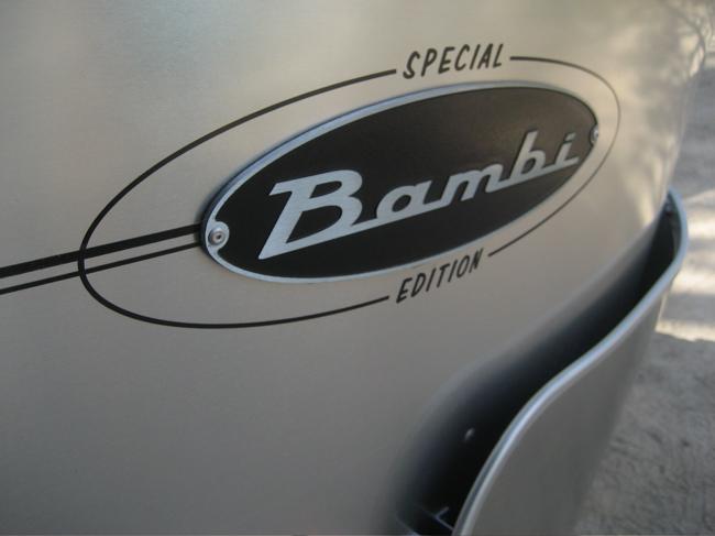 RockettStream Bambi Emblem