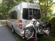 Van With Klx