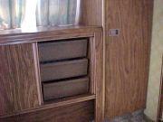 '77 Excella 500 inside dresser