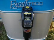 1979 Excella 500 - Detail of new electric jack
