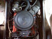 350 Engine Bay