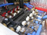 Water Manifold Without The Cover . . .