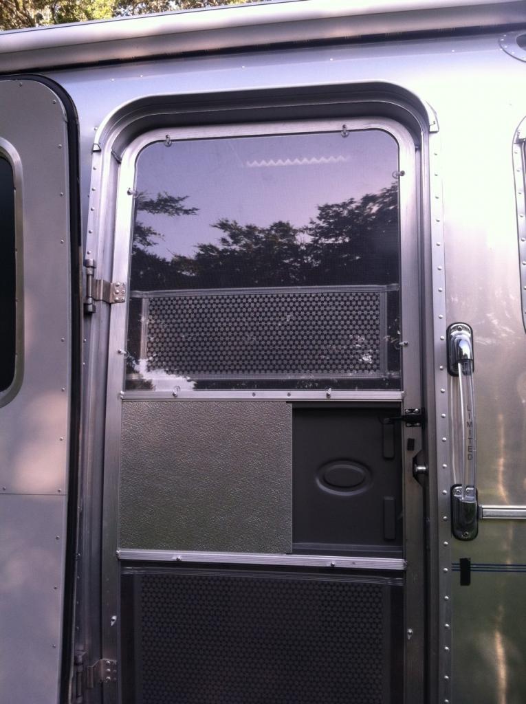 Screen Door Panels 4