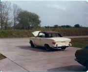 1960 Studebaker Lark Viii Restoration Project