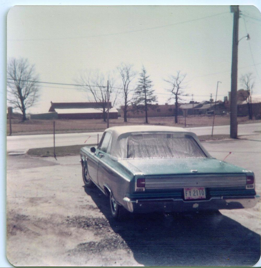a 1965 Dodge Coronet 500,