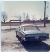 1965 Dodge Coronet 500 Convertible Coupe