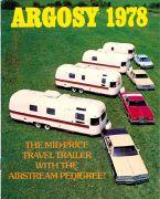 1978 Argosy Brochure Cover