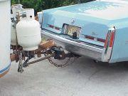 Reese Strait-Line Hitch '75 Cadillac Eldorado with '78 Argosy Minuet 6.0 Metre