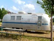 1964 Airstream Overlander International Before Restoration