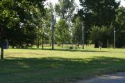 Fort Defiance Campground From Entrance