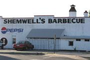 Shemwell's Barbecue, Cairo, Illinois