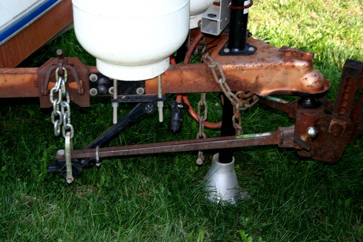 Sway control on a 1977 overlander - Airstream Forums