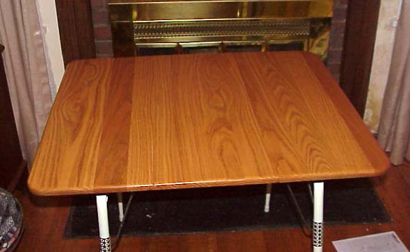 Quot Worthless Quot Table In 78 Argosy 24 Airstream Forums