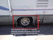 1995 Land Yacht Motor Home Parts Needed