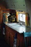 countertop and sink, original