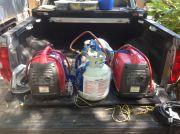 Generators In Operation