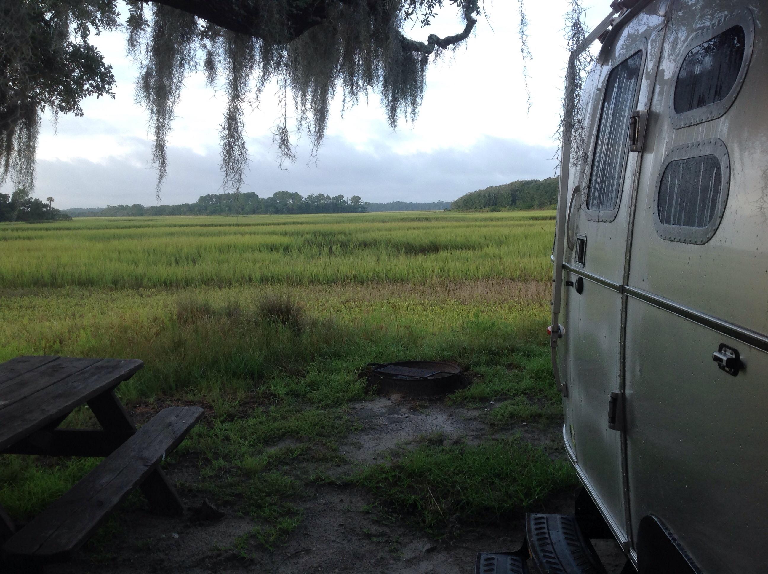 Little Talbot Island State Park Site 34
