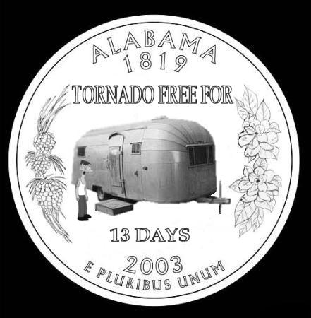 Alabama Quarter