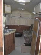 1977 Excella 500 Galley And Living Area