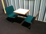 Pizza Shop Two-seat Dinette