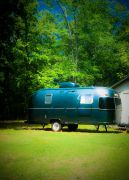 Opal...  A Beautiful Airstream Argosy.