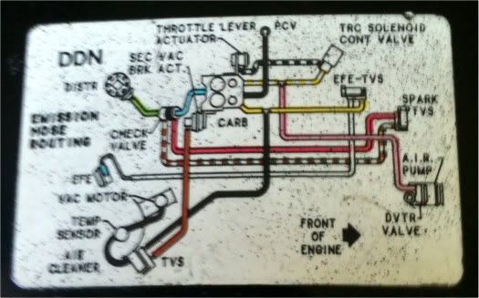 airstreams and emissions airstream forums Chevrolet Wiring Diagram they are looking for something like this one from a 1984 airstream 310 federal spec