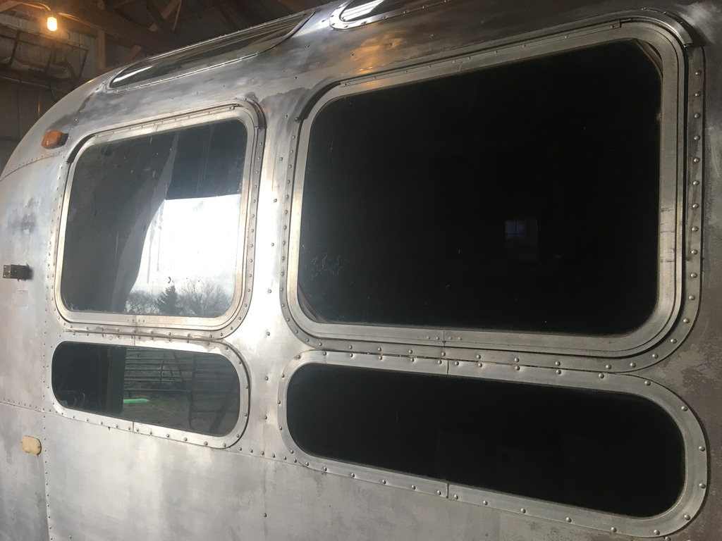 My 1971 31ft Sovereign - Page 6 - Airstream Forums