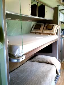 Camper Bunk Bed Mattress