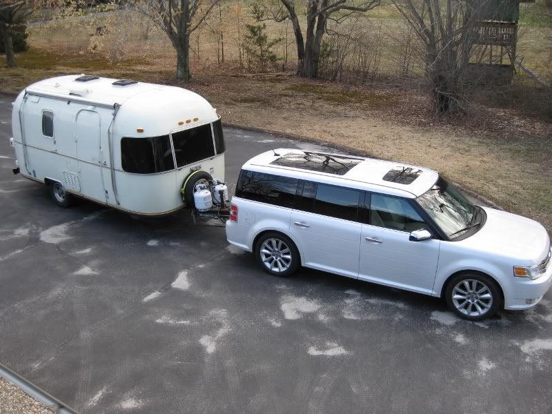 Towing Capacity Of 2011 Ford Flex >> Can A Ford Flex Tow An Airstream Airstream Forums