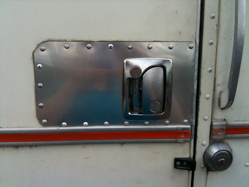 Door Lock Assembly Airstream Forums
