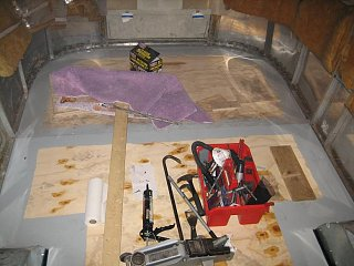 Click image for larger version  Name:Another Floor Section Installed.JPG Views:81 Size:70.3 KB ID:104877