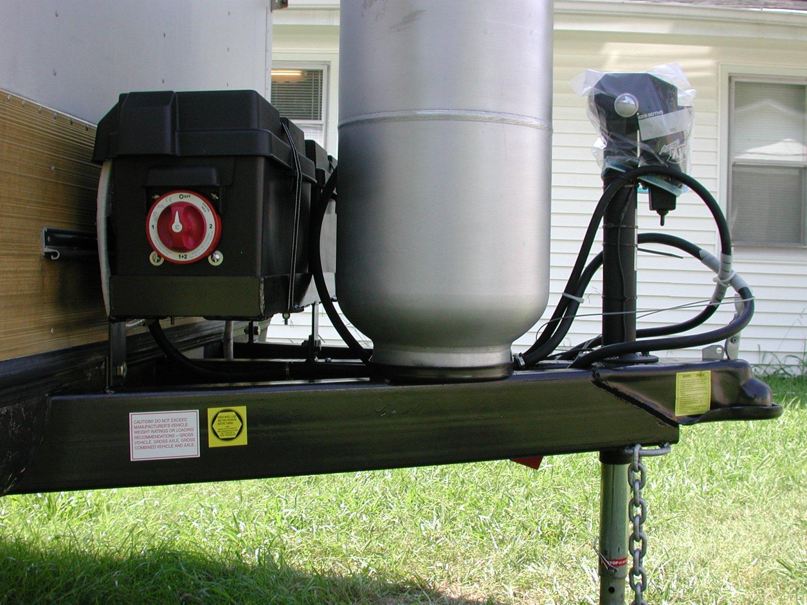 ford 7 pin round trailer plug wiring diagram round pin