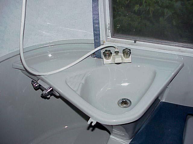 Refurbish bath sink advise/71 Globetrotter - Airstream Forums
