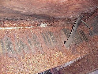 Click image for larger version  Name:Wood damage from underneath.JPG Views:213 Size:70.0 KB ID:11068