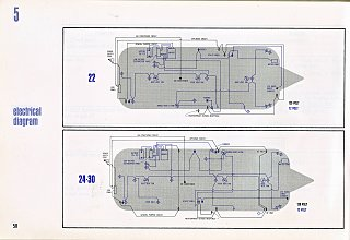 airstream camper wiring diagram vintage airstream wiring schematics airstream forums  vintage airstream wiring schematics