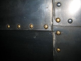 Click image for larger version  Name:New and Old Bucked Rivets.JPG Views:78 Size:53.6 KB ID:114715