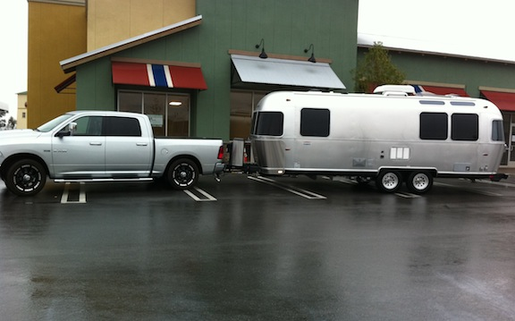 25-Footer with a Dodge Ram 1500 HEMI - Airstream Forums
