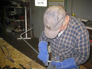Click image for larger version  Name:Bending Wheel Well Trim into Shape #2.JPG Views:81 Size:80.8 KB ID:116325