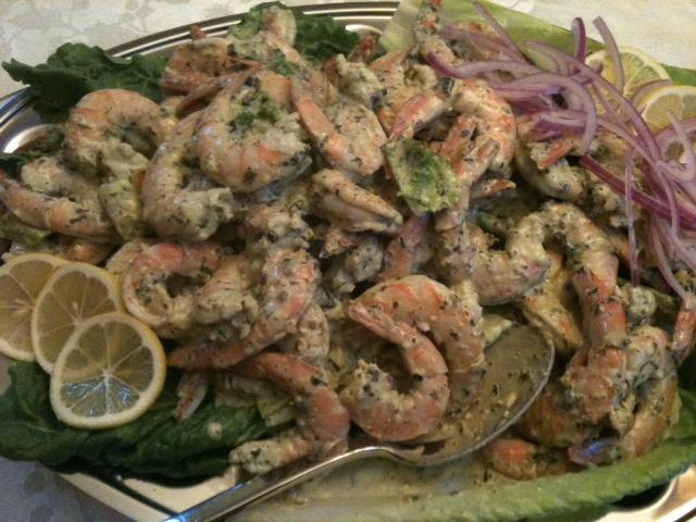 Click image for larger version  Name:Pesto Shrimp 122510.JPG Views:38 Size:151.3 KB ID:118023