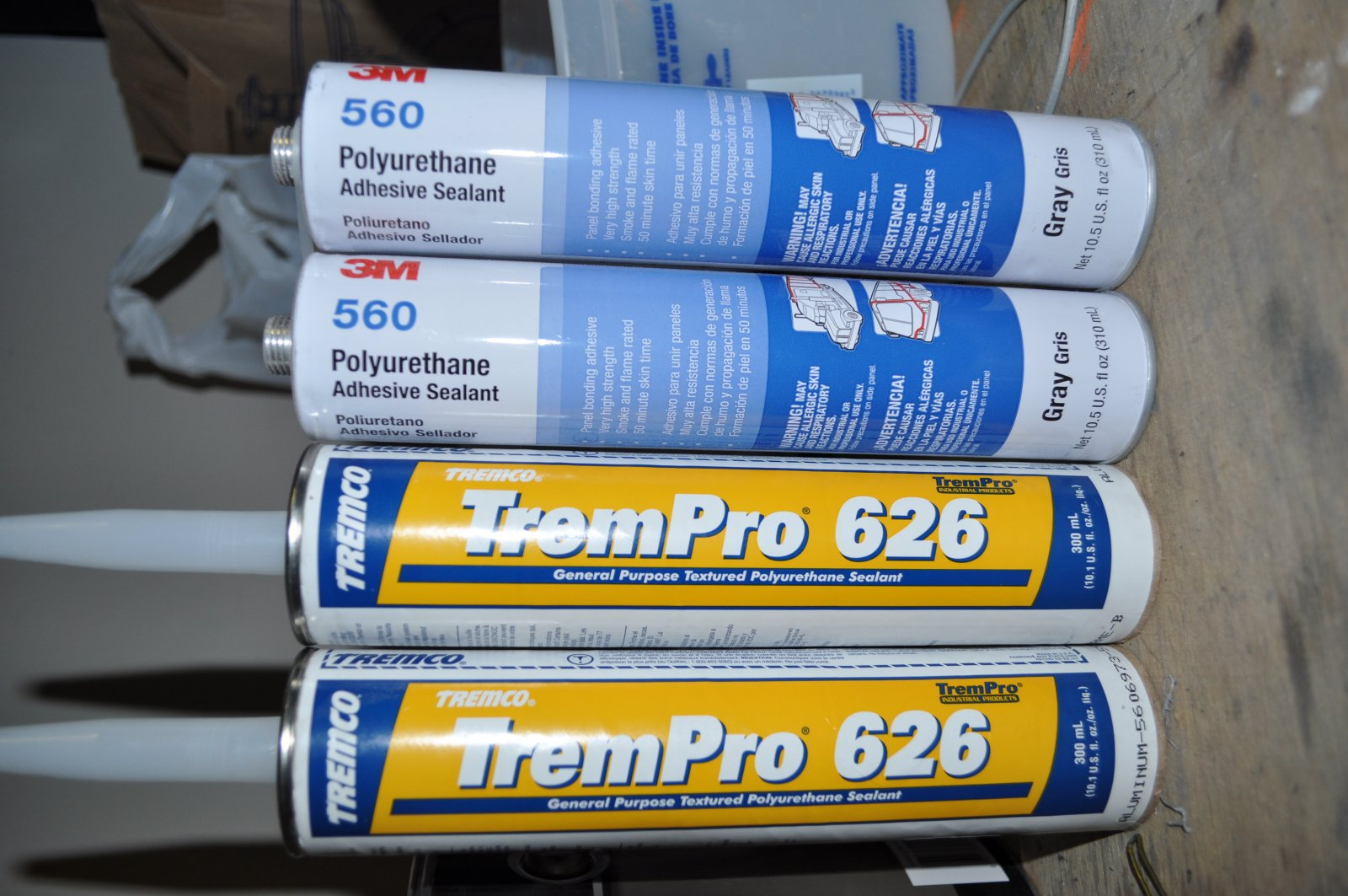 Caulking and Sealants (silicone, parbond, vulkem & more) - Page 18
