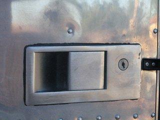 Argosy Door Lock Repair Replace Airstream Forums
