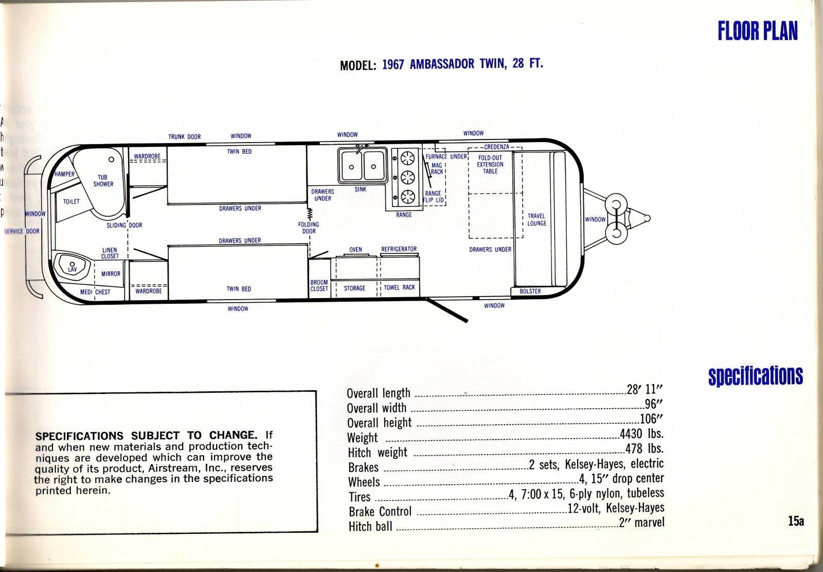 Airstream 7 Pin Wiring Diagram Guide And Troubleshooting Of Trailer 67 Univolt Replacement Chevy Dodge