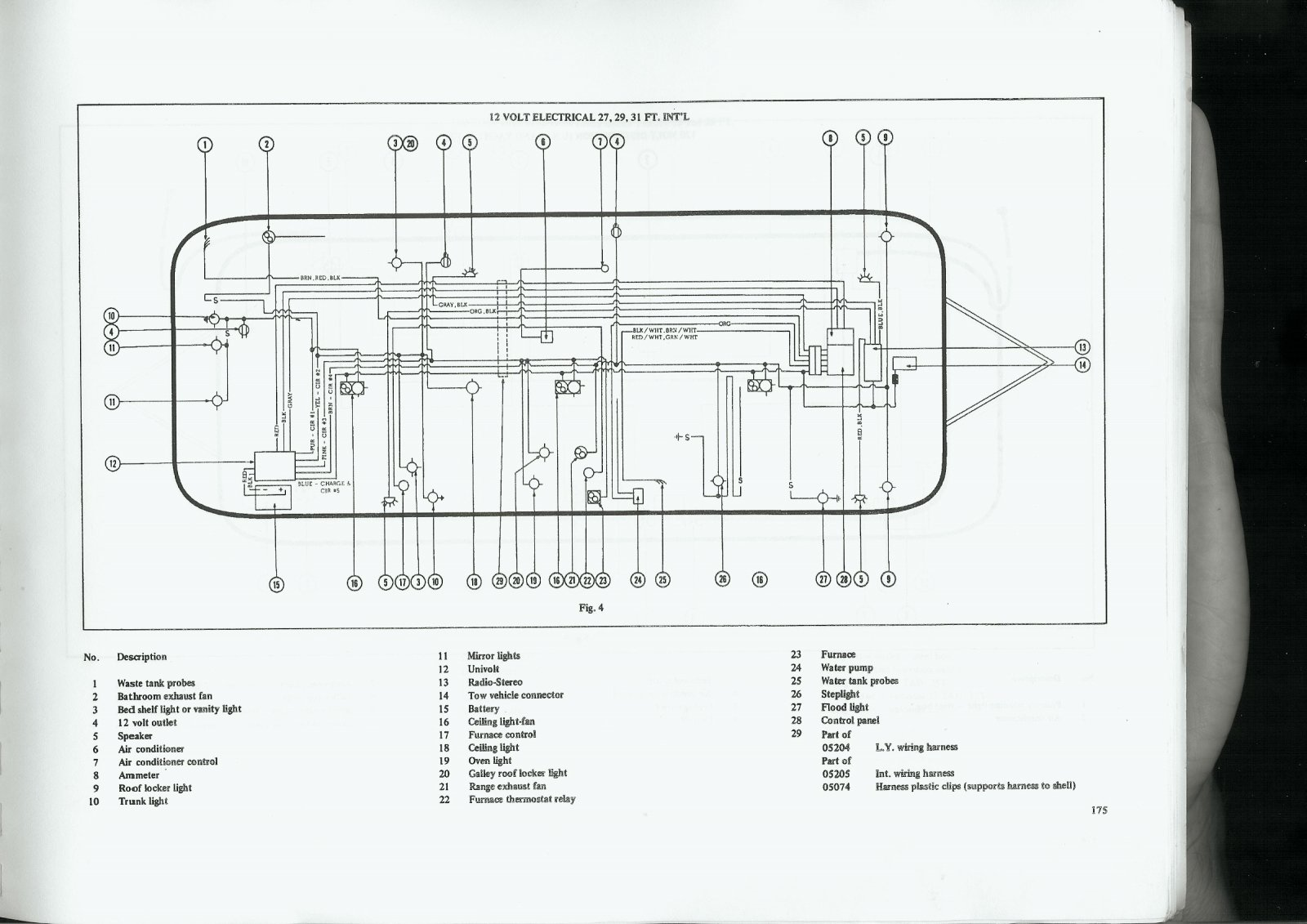 71 Overlander Wiring Diagram Airstream Forums 12 Volt Wire Harness Click Image For Larger Version Name Views 583